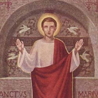San Mario, mártir