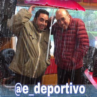 Tarde lluviosa pero el ánimo no decae,  de Espacio Deportivo de la Tarde 11 de Julio 2019