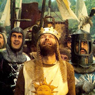 195: Cult Classic Comedy Preview - Monty Python and the Holy Grail