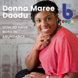 Donamaree Dadou at The Best You EXPO