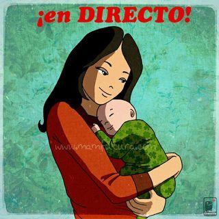 Mamifutura en DIRECTO - 23/02/2018 (Creatividad en la Maternidad con Estela de Criando Pulgas)