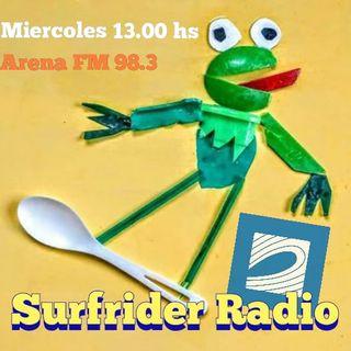 Surfrider Radio Programa 111 del 5to ciclo (25 de Noviembre)