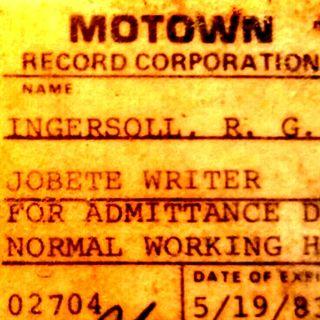 RG Ingersoll - The Motown Interviews - Show 1