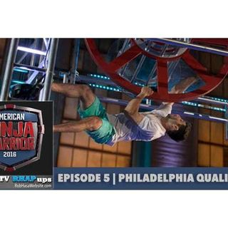 American Ninja Warrior 2016 | Episode 5 Philadelphia Qualifying