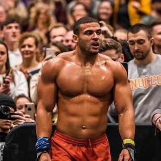 Episode 128 - with Zack George - CrossFit Athlete and the UK's Fittest Man 2020