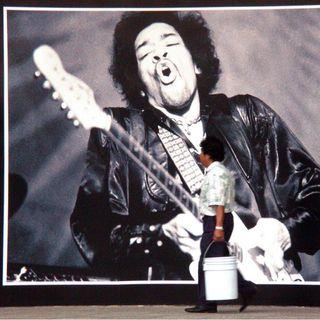 Hendrix, 50 anni fa l'addio al più grande