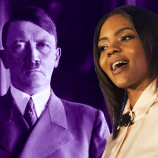 CANDACE OWENS IS A BLACK PUPPET FOR REPUBLICANS