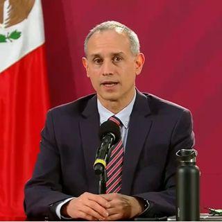México supera las 49 mil muertes por Covid-19