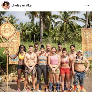 Maxwell's Former Intern Is On 'Survivor'!!!!!