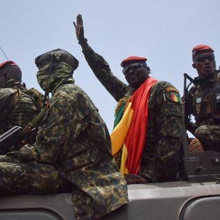 Africana: colpo di stato in Guinea