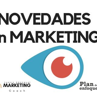 Novedades en marketing , periscope y Facebook vuelven...