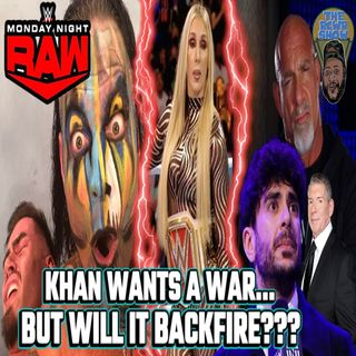 Episode 872-Countdown to Jericho Cruise | Tony Khan vs WWE | The RCWR Show 10/18/21