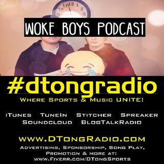 Sports & Music UNITE - Powered by 'Woke Boys Podcast' & Minus One Productions