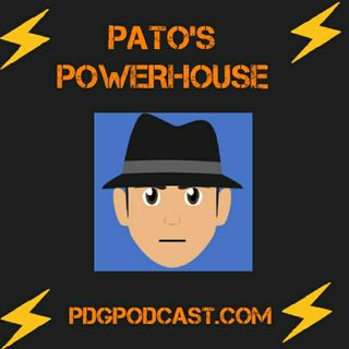 #56 - Pato's Powerhouse Is On I ❤ Radio & Stuff