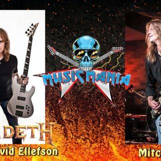 David Ellefson & Mitch Perry