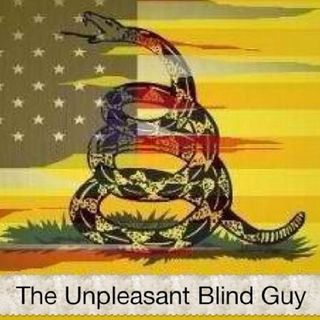 The Unpleasant Blind Guy : 12/23/17 - Eh?