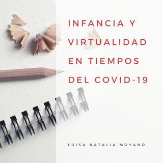 Infancia y virtualidad en tiempos del Covid-19