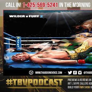 ☎️Wilder vs Fury 2 Preview: Five Questions Ahead of The Rematch🔥