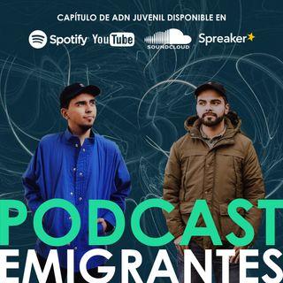 CAP12 - Emigrantes - ADN Juvenil