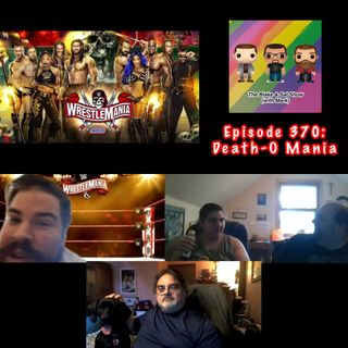Episode 370: Death-O Mania (Special Guest: Mandy Reilly)