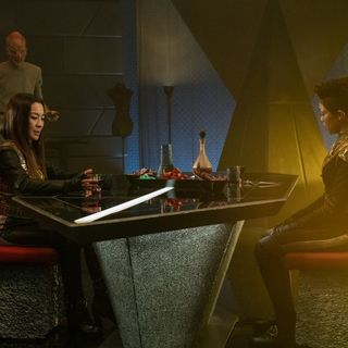 "128: STAR TREK: DISCOVERY S3E10 ""Terra Firma, Part 2"""