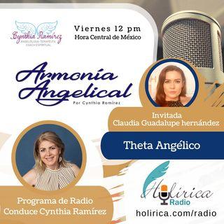 Armonía Angelical Theta Angélico