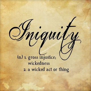 Workers of Iniquity {The Book of PSALM} Pt-2 (pre-rec)