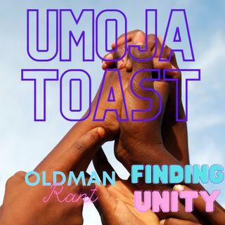 """Umoja Toast 8921-5 """"Finding Unity"""""""