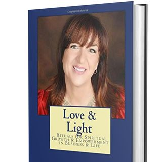 Intro my Best Selling Book Love & Light