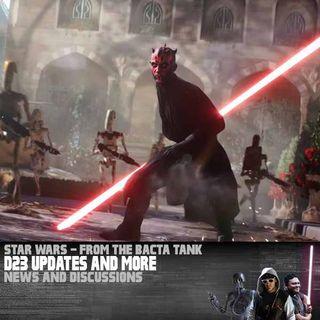From The Bacta Tank: Star Wars D23 News on Battlefront, Last Jedi