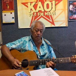 Special Christmas SHow with George Kahumoku and Rock Hendrix