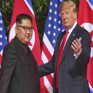 Kim quiere acuerdo nuclear con EU