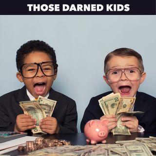 Cramer Blames Kids