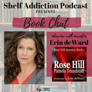 202: Interview with Audiobook Narrator Erin deWard | Book Chat