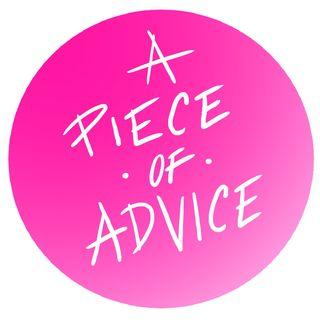 A piece of advice