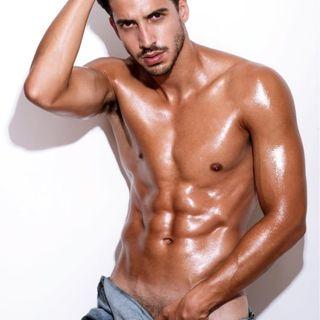 """Lunes de vida fitness con el modelo internacional """"MAURO GARCIA"""""""