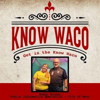 Bobby Horner Public Information Specialist - City of Waco
