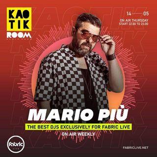 MARIO PIU - KAOTIK ROOM EP. 004