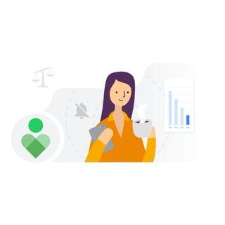 Le 5 app di Google per il benessere digitale