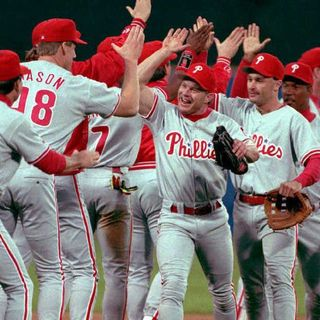 Philly Sports Jabroni's: Remembering the 1993 Phillies