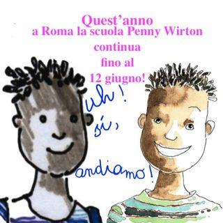 #roma Festa al Penny Wirton!