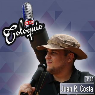 Episodio 86 Juan R. Costa