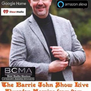 The Barrie John - Pure Spirit Radio Show