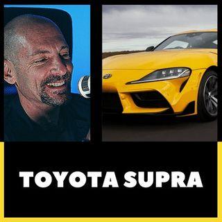 S1| Episodio 1: Toyota Supra 2019, la giappotedesca