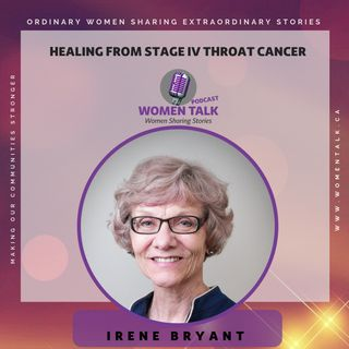 Finding Hope in the Midst of Adversity with Irene Bryant