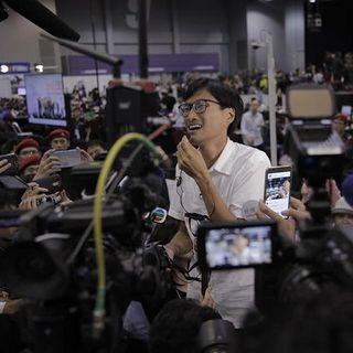 Cina - L'ambientalista di Hong Kong