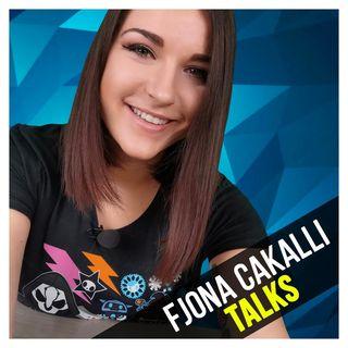 Fjona Cakalli Talks