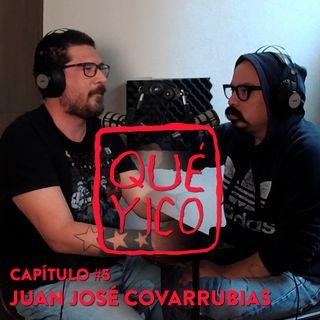 Juan José Covarruvias Cap 5 #QY3