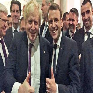 Emmanuel Macron busca dialogo con Boris Johnson