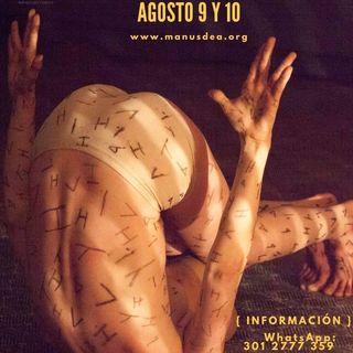 MANUSDEA Antropología Escena al I Ciclo de Butoh.Neurociencia y somática